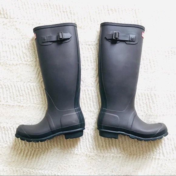 Hunter Shoes - Hunter Original Two-Tone Tall Rain Boots